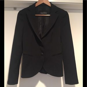 Emporio Armani Double Button Blazer